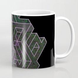 Distorting Darkness Coffee Mug