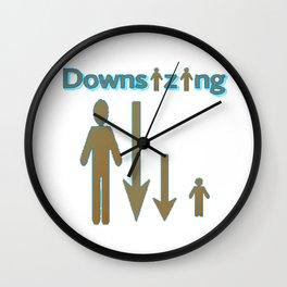 MiniSizing Wall Clock