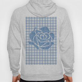 Patchwork rose 3 Hoody