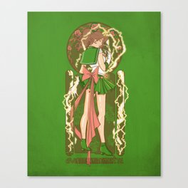 Before the Storm - Sailor Jupiter nouveau Canvas Print