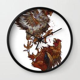 FIGHT! Wall Clock
