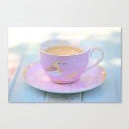Coffee Magic Canvas Print