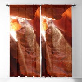 Amazing Antelope Canyon Blackout Curtain