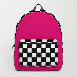 TCR- sports -pink Backpack