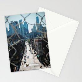 New York 3 Stationery Cards