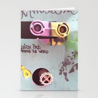 wall e Stationery Cards featuring WALL-E by Oy Photography