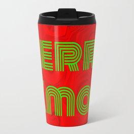 Merry Xmas 6 Travel Mug