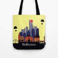 Lovely Melbourne Tote Bag