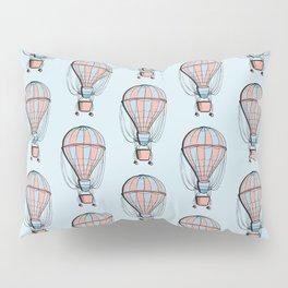 Air balloon Pillow Sham