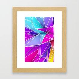 Kaos Pop 2 Framed Art Print