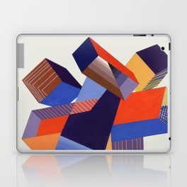 Geometric Painting by A. Mack Laptop & iPad Skin