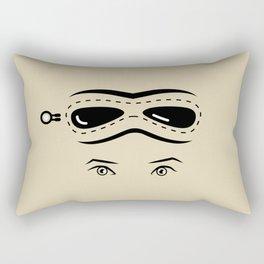 Rey gaze Rectangular Pillow