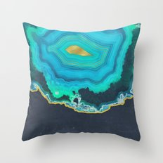 Infinite World Throw Pillow