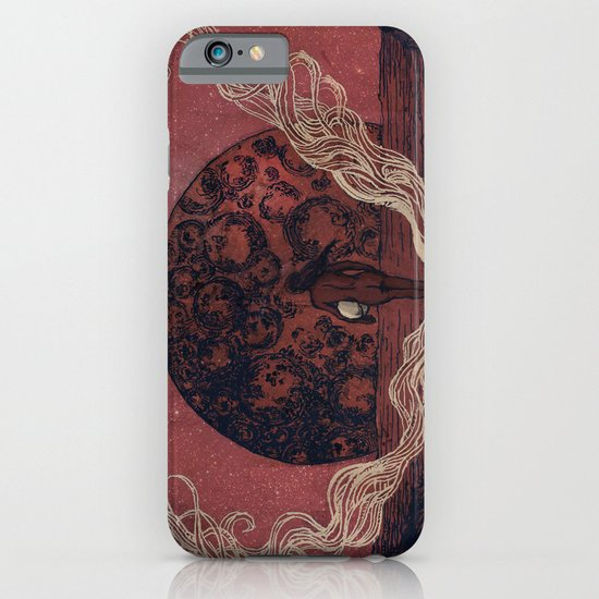 """After the Disco"" - Matthew Vidalis iPhone & iPod Case"