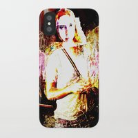 angels iPhone & iPod Cases featuring Angels by Maya Kechevski
