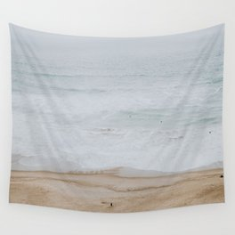 seashore iii / california Wall Tapestry
