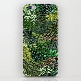 Leaf Cluster iPhone Skin