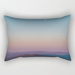 Purple Mountains / Appalachian Trail Rectangular Pillow