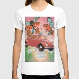 Pink Mystic T-shirt