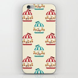 Carousel Dreams iPhone Skin