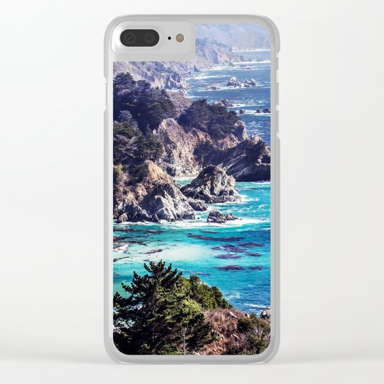 I Know This Much Is True Clear iPhone Case