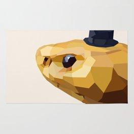 Sir Slithers Rug