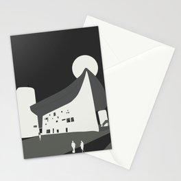 Le Corbusier - Chapelle Notre-Dame du Haut de Ronchamp Stationery Cards