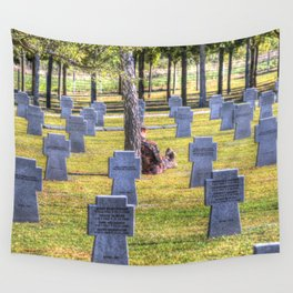 The Futility Of War Wall Tapestry
