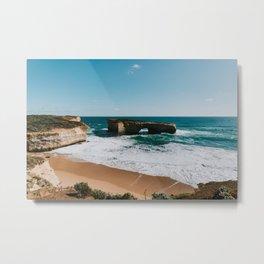 Australia travel, Grand ocean road - Port Campbell National Park, London Arch - Fine art photo print Metal Print