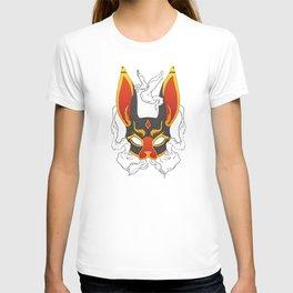God Mask T-shirt