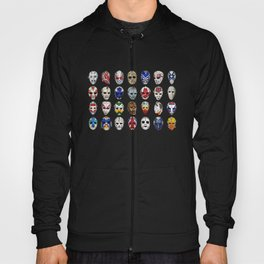 70s Mask Sequence Hoody