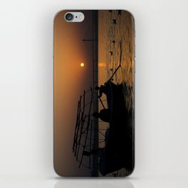 the last ride home... iPhone Skin