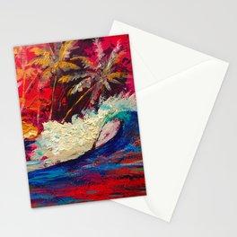 Dream surf Sumatra Stationery Cards