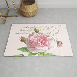 Paris Rose Rug