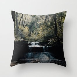Red River Gorge, KY Throw Pillow