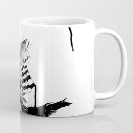 fighting for instinct Coffee Mug