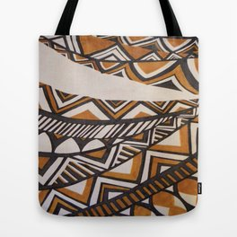 Funky fresh interior and fashion prints Tote Bag