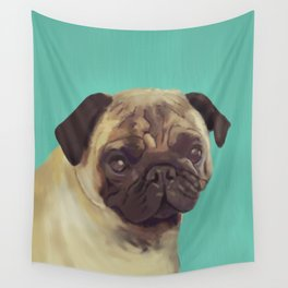 PUG! Wall Tapestry