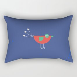 Birdie-6 Rectangular Pillow