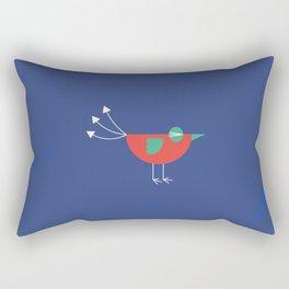 Birdie-6 Rectangular Pillow