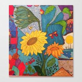 Mariposas Canvas Print