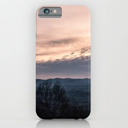 North Georgia Mountains 2 iPhone Case