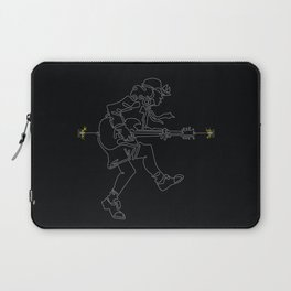 Hgh Voltage Laptop Sleeve