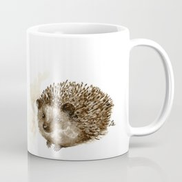 Little hedgehog Coffee Mug