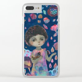 You Light Me Up Clear iPhone Case