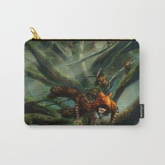 Forest Parkour  Carry-All Pouch