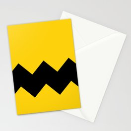 Be Charlie Brown Stationery Cards