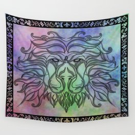 Leo Unleashed Wall Tapestry