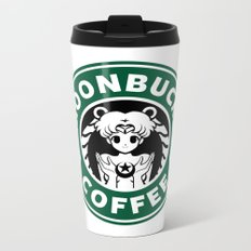 Moonbucks Coffee Metal Travel Mug