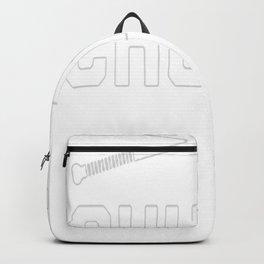 BASEBALL CHURCH T-SHIRT Backpack